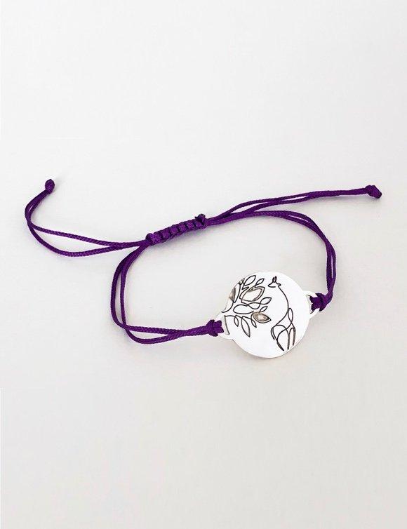 Hope friendship bracelet