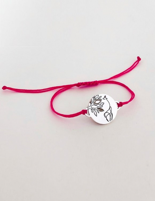 Love friendship bracelet