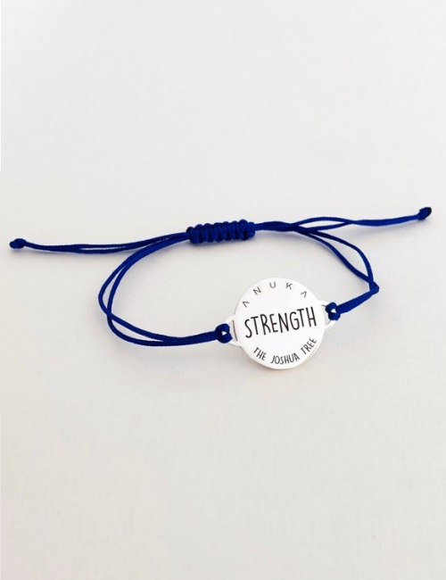 Strength friendship bracelet