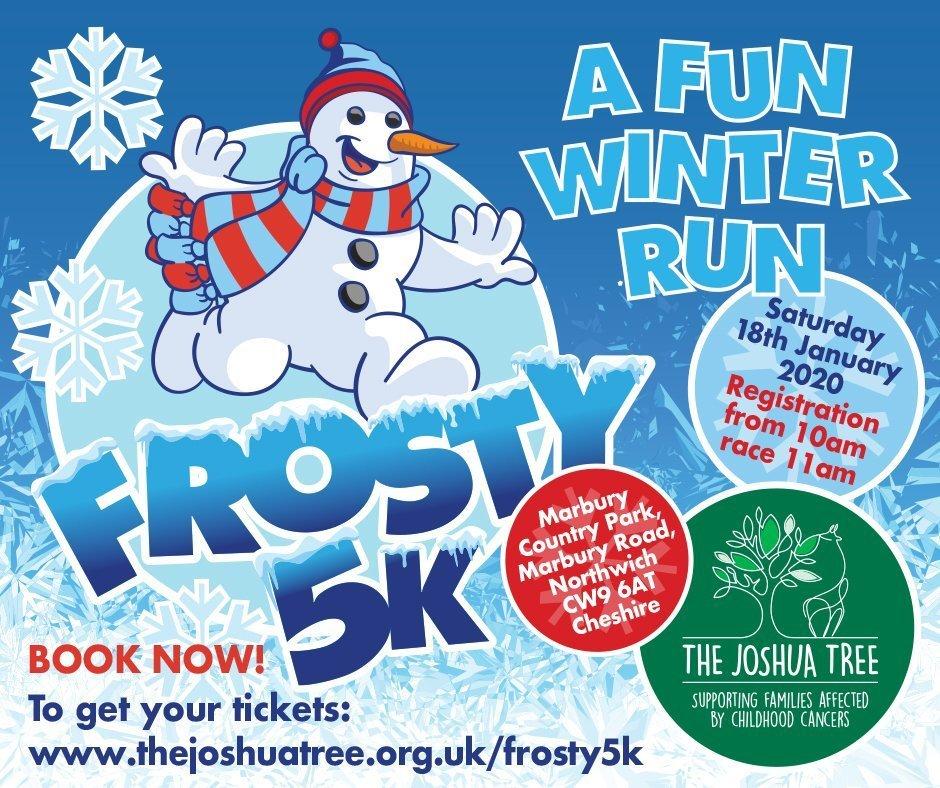 Frosty 5K Fun Run
